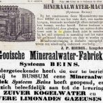 Beins Gooise mineraalwaterfabriek