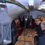 de 'archeologische' kelder in Gennep AWN 16