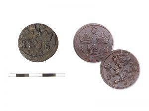 Zweedse öre 17de eeuw