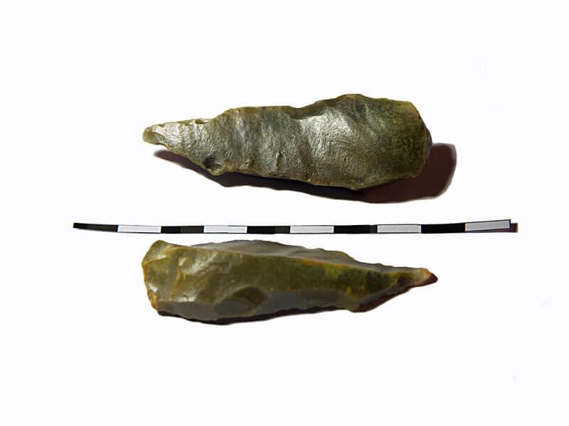 Paleolitisch werktuigje