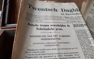 Twentsch Dagblad 10 mei 1940