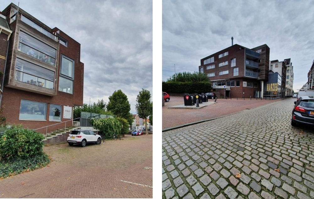 Waalkade/lage Markt Nijmegen