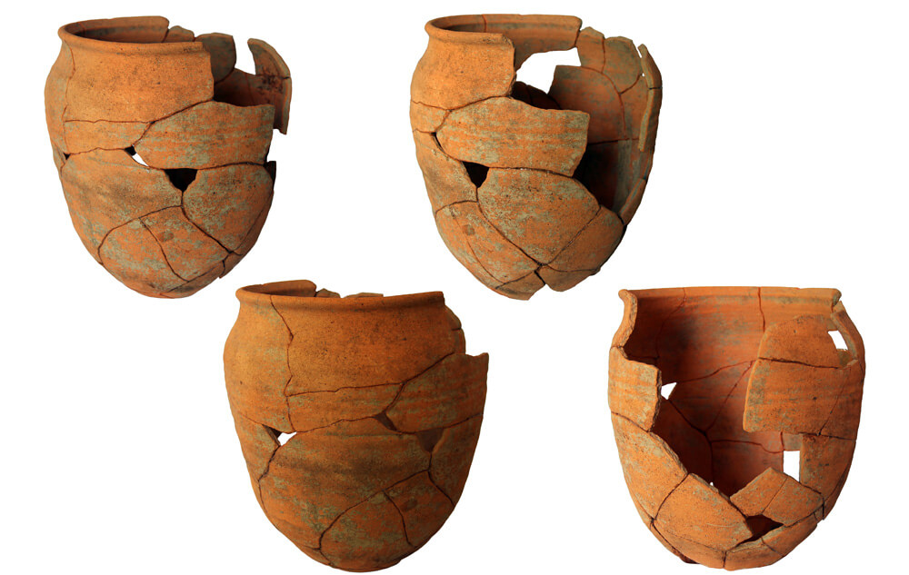 Merovingisch aardewerk Ubbergen