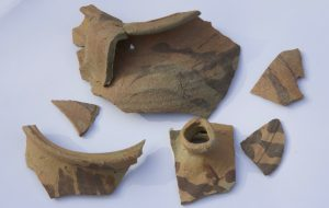 Pingsdorf aardewerk